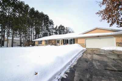 Green Bay Single Family Home Active-No Offer: 3852 Silver Bow