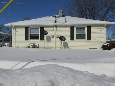 Menasha Multi Family Home Active-Offer No Bump: 610 9th