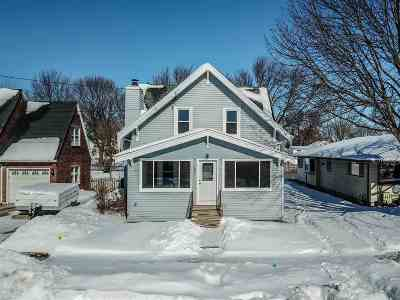 Oshkosh Single Family Home Active-No Offer: 1362 Ceape
