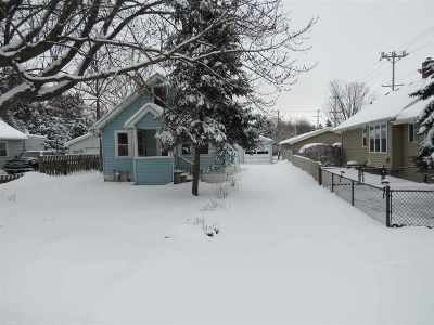 Neenah Single Family Home Active-No Offer: 205 Gruenwald