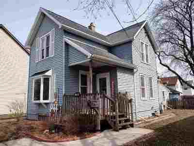 Oshkosh Single Family Home Active-No Offer: 578 Monroe