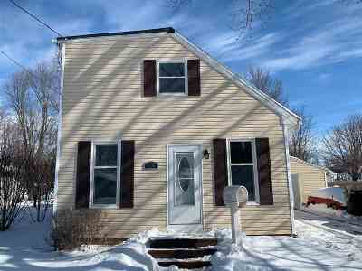 Kaukauna Single Family Home Active-Offer No Bump: 116 Arthur