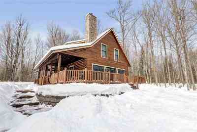 Wausaukee Single Family Home Active-Offer No Bump: N10181 Bear Paw