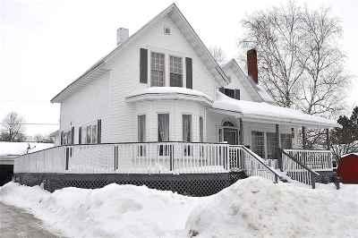 Single Family Home Active-Offer No Bump: 710 Park
