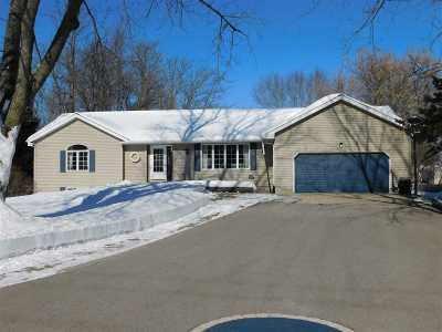 Shawano County Single Family Home Active-Offer No Bump: W218 Angelica