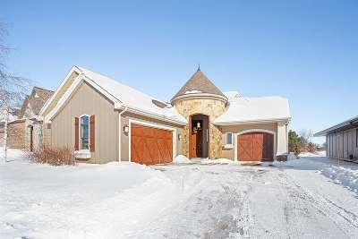 Appleton Single Family Home Active-No Offer: 4847 Canvasback