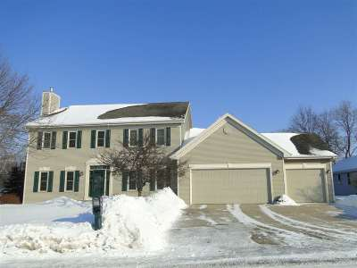 Neenah Single Family Home Active-No Offer: 314 Kraft