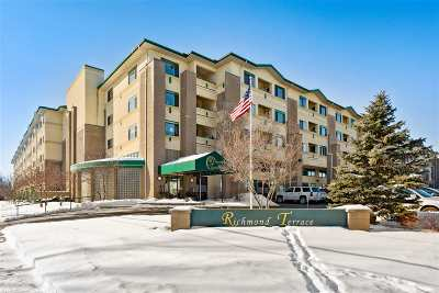 Appleton Condo/Townhouse Active-Offer No Bump: 400 N Richmond #432