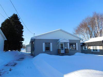 Green Bay Single Family Home Active-Offer No Bump: 1499 7th