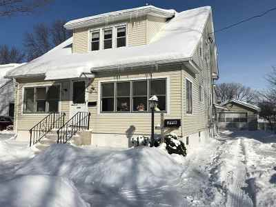 Green Bay Multi Family Home Active-No Offer: 1261 Smith