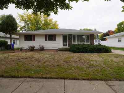 Single Family Home Active-No Offer: 712 S Fredrick
