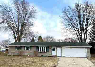 Wrightstown Single Family Home Active-Offer No Bump: 1061 Debra