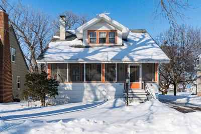 Oshkosh Single Family Home Active-No Offer: 57 Frankfort