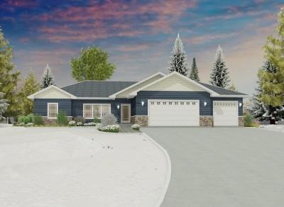 Oconto Falls WI Single Family Home Active-No Offer: $214,900