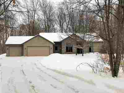 Appleton Single Family Home Active-No Offer: N3880 Anita Wieckert