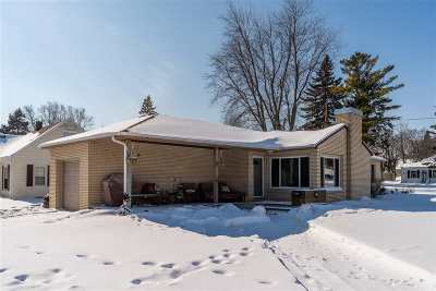 Appleton Single Family Home Active-Offer No Bump: 531 W Marquette