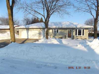 Appleton Single Family Home Active-No Offer: 2606 S Jason