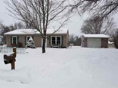 Waupaca Single Family Home Active-Offer No Bump: 815 Parkview