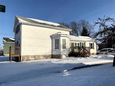 Oshkosh Single Family Home Active-No Offer: 51 W 10th