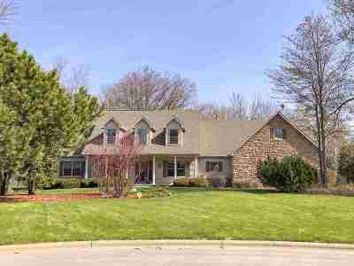 Brown County Single Family Home Active-No Offer: 2875 Foxford