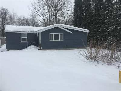Marinette Single Family Home Active-Offer No Bump: N4444 Hwy 180