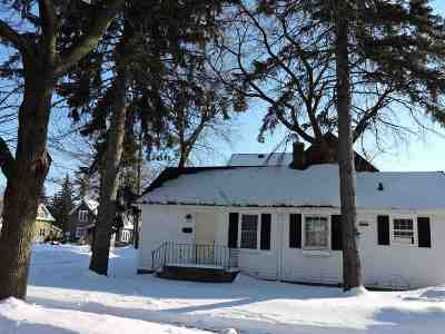 Appleton Single Family Home Active-Offer No Bump: 1005 W 4th