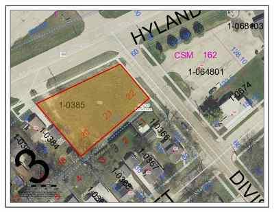 Kaukauna Residential Lots & Land Active-No Offer: 632 E Hyland