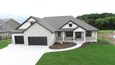 Brown County Single Family Home Active-No Offer: 435 Woodfield Prairie