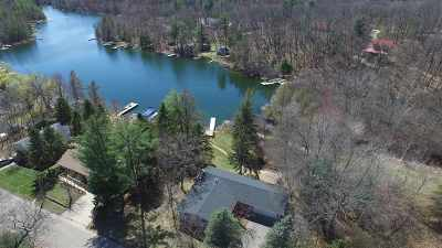 Waupaca Single Family Home Active-No Offer: N3039 Otter