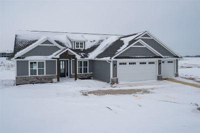 Greenville Single Family Home Active-Offer No Bump: W6823 Design