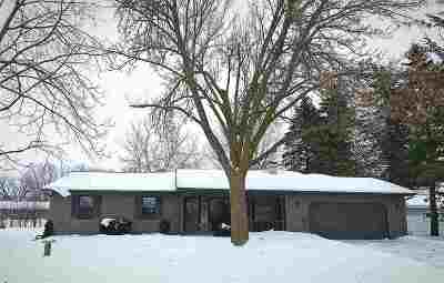 Appleton Single Family Home Active-Offer No Bump: 3460 N Spruce