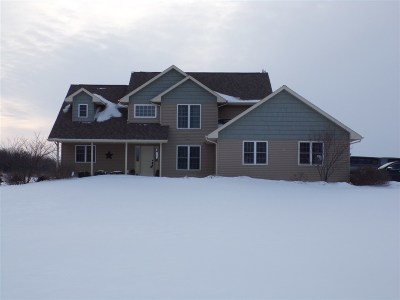 Oshkosh Single Family Home Active-Offer No Bump: 6853 Howlett