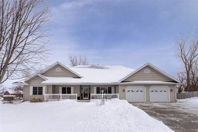 Oshkosh Single Family Home Active-Offer No Bump-Show: 2395 Hickory