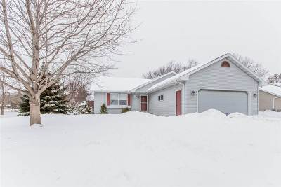 Appleton Single Family Home Active-Offer No Bump: 1825 S Derks