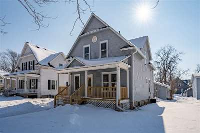 Appleton Single Family Home Active-Offer No Bump: 1009 W Harris