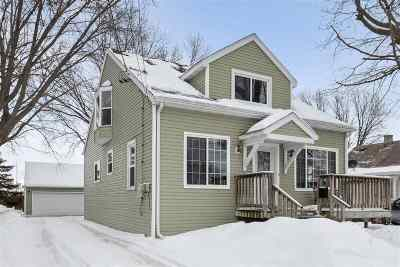 Neenah Single Family Home Active-Offer No Bump: 161 Gruenwald