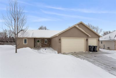 Appleton Single Family Home Active-Offer No Bump: 5394 W Pleasant
