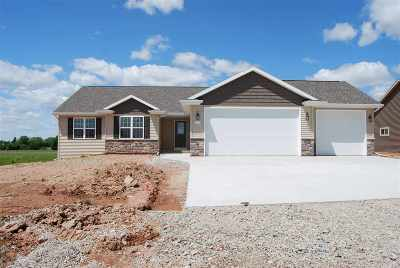 Greenville Single Family Home Active-No Offer: W6728 Design