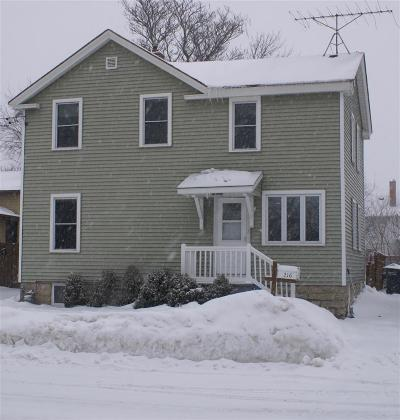 Oshkosh Single Family Home Active-Offer No Bump-Show: 216 W 12th