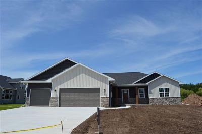 Appleton Single Family Home Active-No Offer: 4925 N Indigo