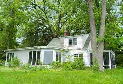 Oshkosh Single Family Home Active-No Offer: 3694 Leonard Point