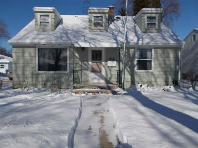 Appleton Single Family Home Active-No Offer: 1354 W Brewster