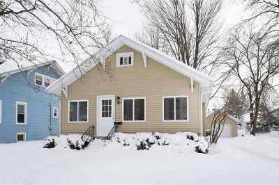 Neenah Single Family Home Active-Offer No Bump: 614 Caroline