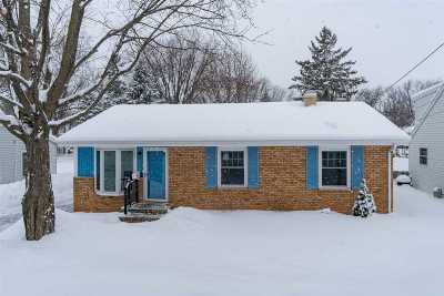 Appleton Single Family Home Active-Offer No Bump: 505 S Lee