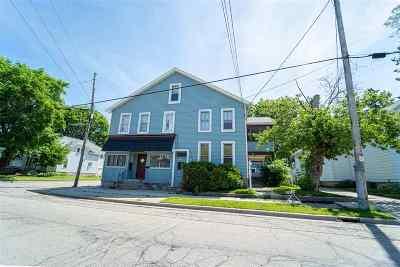 Oshkosh Multi Family Home Active-No Offer: 320 Rosalia