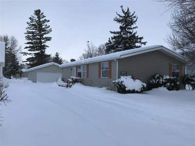 Seymour Single Family Home Active-Offer No Bump: 540 E Pearl