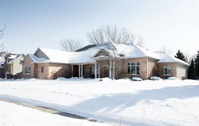 Appleton Single Family Home Active-Offer No Bump: 231 E Crossing Meadows