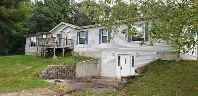 Waupaca Single Family Home Active-Offer No Bump: N2223 Smith