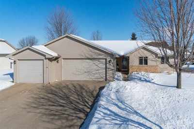 Combined Locks Single Family Home Active-No Offer: 111 Green Way