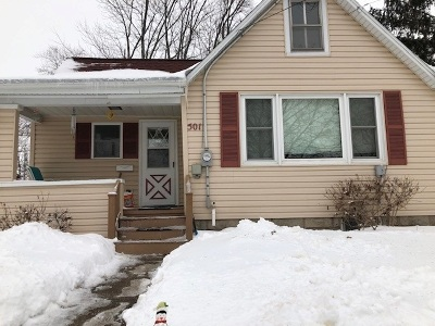 Appleton Single Family Home Active-No Offer: 501 S Telulah